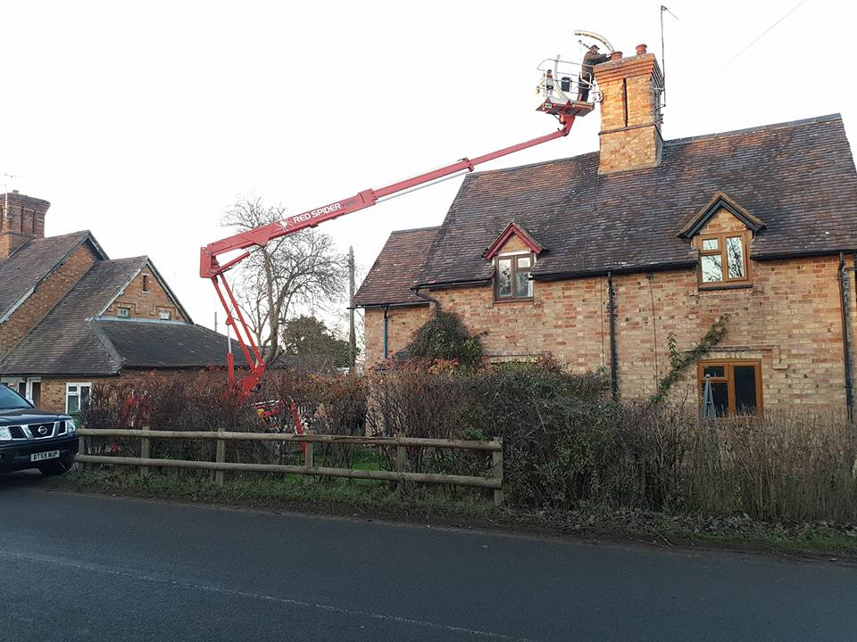 Red Spider Hire Property Maintenance And Access Red